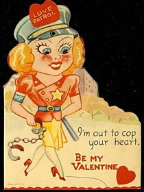 Valentine on Patrol